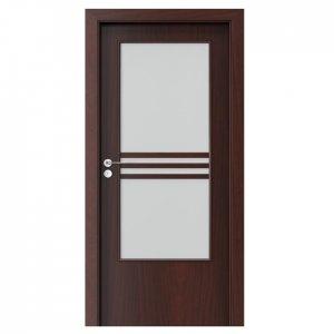 Porta STYL - Model 3 - Mahoń
