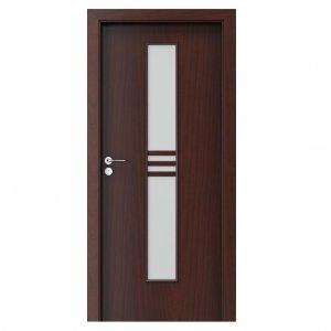 Porta STYL - Model 1 - Mahoń