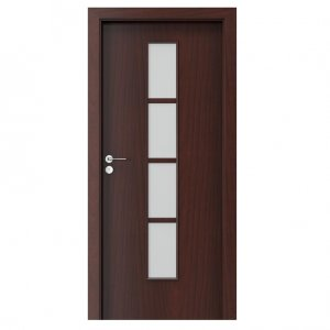 Porta STYL - Model 2 - Mahoń